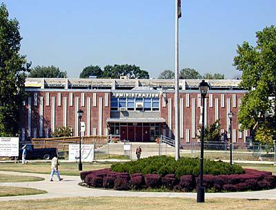 The Liberty Campus Main Building :: Baltimore City Community College