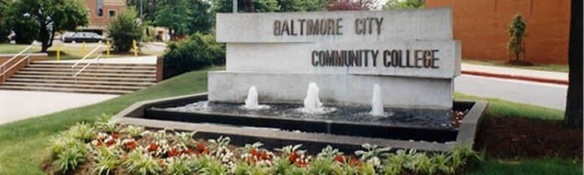 College building :: Baltimore City Community College