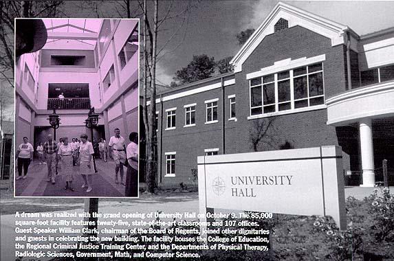 University Hall :: Armstrong State University