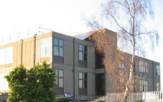 College building :: Riverside City College