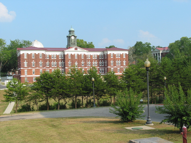 White Hall :: Tuskegee University