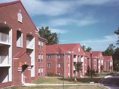 Residential buildings :: Tuskegee University