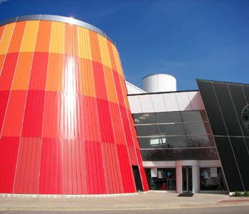 Planetarium & Learning center :: Delta College
