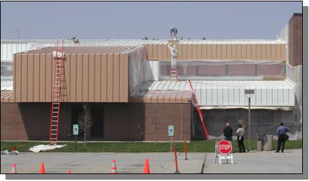 College building :: Richland Community College
