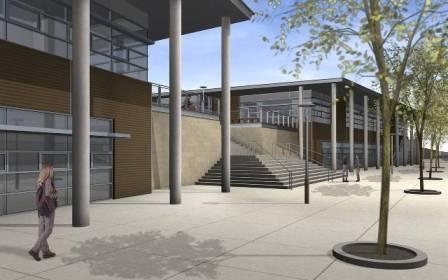 Student Activities Center :: Cabrillo College