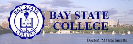 Logo :: Bay State College