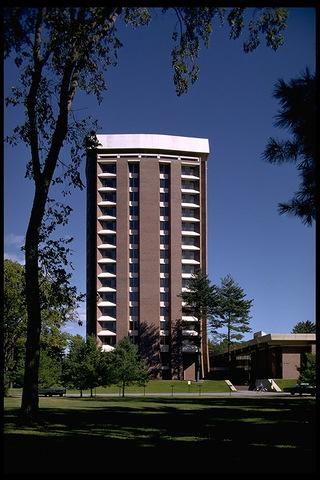 Campus Building :: Bowdoin College
