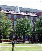 University building :: George Washington University