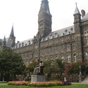 Healy Hall - courtesy http://georgetown.edu/ :: Georgetown University