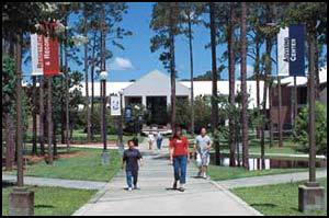 College Campus :: Northwest Florida State College