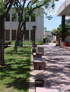 College Campus :: Long Beach City College