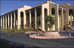 College building :: De Anza College