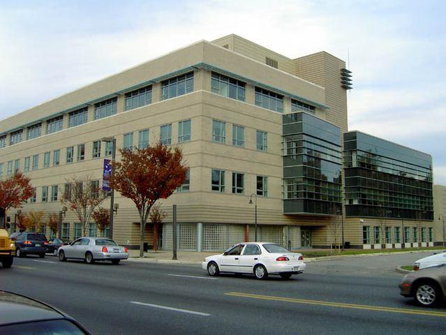 Campus Building :: Montgomery College