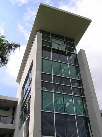College building :: University of Miami
