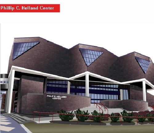 Phillip C.Helland Center :: Minneapolis Community and Technical College