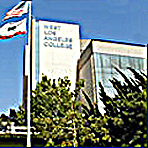 College building :: West Los Angeles College