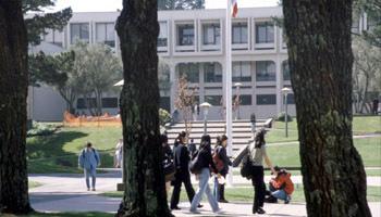 College Campus :: Skyline College