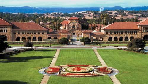 College Campus :: Stanford University