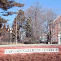 College Entrance :: Eastern Nazarene College