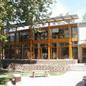Administration building :: Naropa University