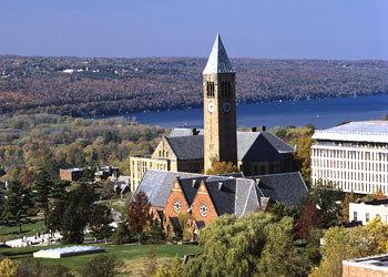 Cornell university building :: Cornell University