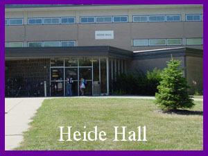 Heide hall :: University of Wisconsin-Whitewater