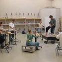 Sculpture studio :: Lyme Academy College of Fine Arts