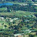 Campus - Aerial view :: Maharishi University of Management