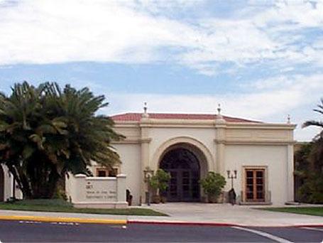 Hahn University Center :: University of San Diego