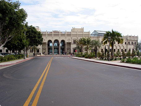 Science and Technology Center :: University of San Diego