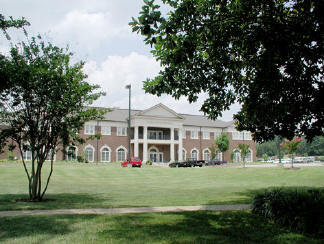 Campus Building :: Itawamba Community College