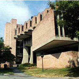 Goddard Library :: Clark University