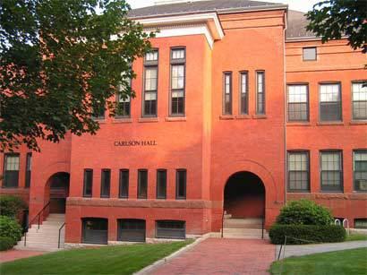 Carlson Hall :: Clark University