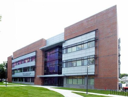 New Biological Sciences Building :: Clark University