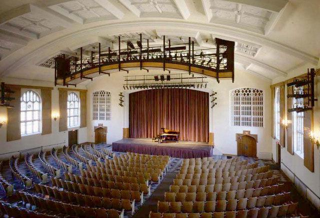 Asplundh concert hall :: West Chester University of Pennsylvania