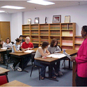 Class room :: Kaplan University-Cedar Falls Campus