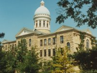 Old Main Building :: Augustana College