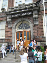 Students :: Quincy College