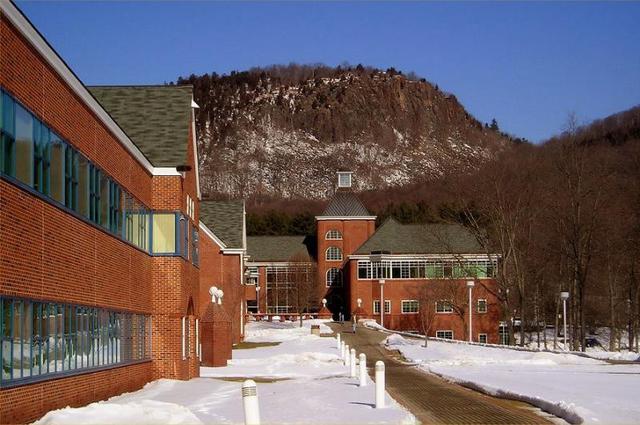 Law School and Sleeping Giant :: Quinnipiac University