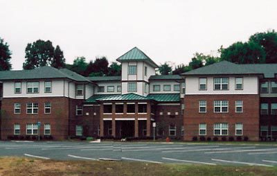 Campus Building :: Post University