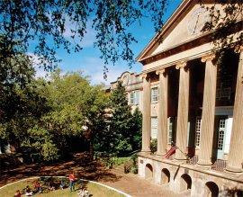 Campus Building :: College of Charleston