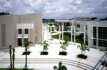 College Campus Palm Beach State
