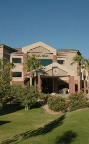 Campus Building :: Grand Canyon University
