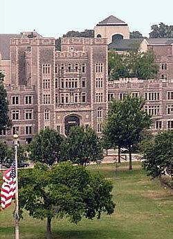 College Building :: Catholic University of America
