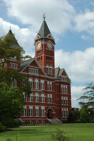 Samford Hall :: Auburn University at Montgomery