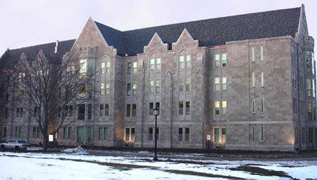 Centennial Hall :: Dominican University