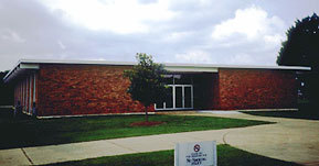 Joe Greer Hall :: Faulkner University