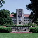 Olmsted Administration Hall :: University of Evansville