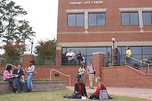 Campus :: Macon State College