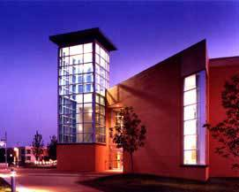 Technology Building :: St Charles Community College